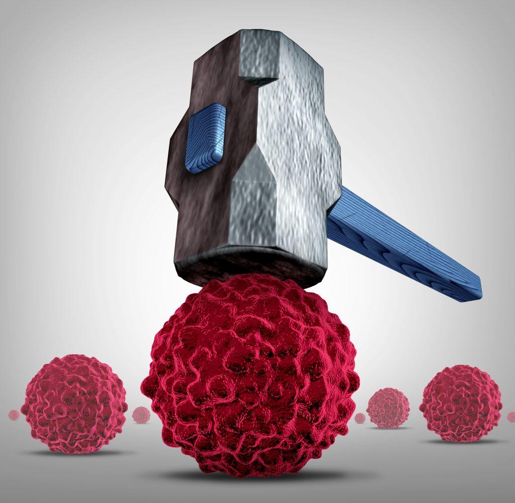 高溫熱療可作為輔助癌症治療,提升電療、化療等治療效果。