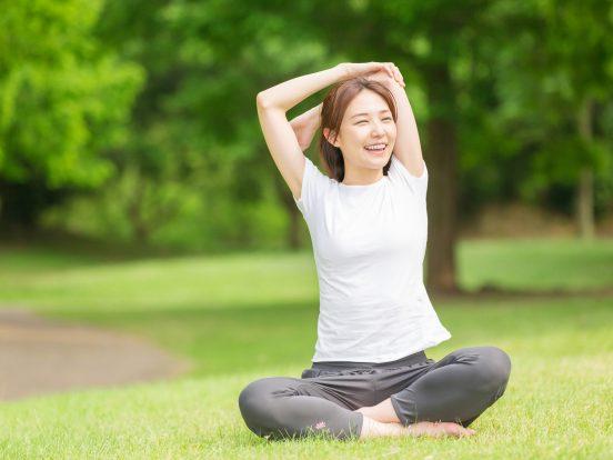 女士應定期進行身體健康,以保障個人健康。