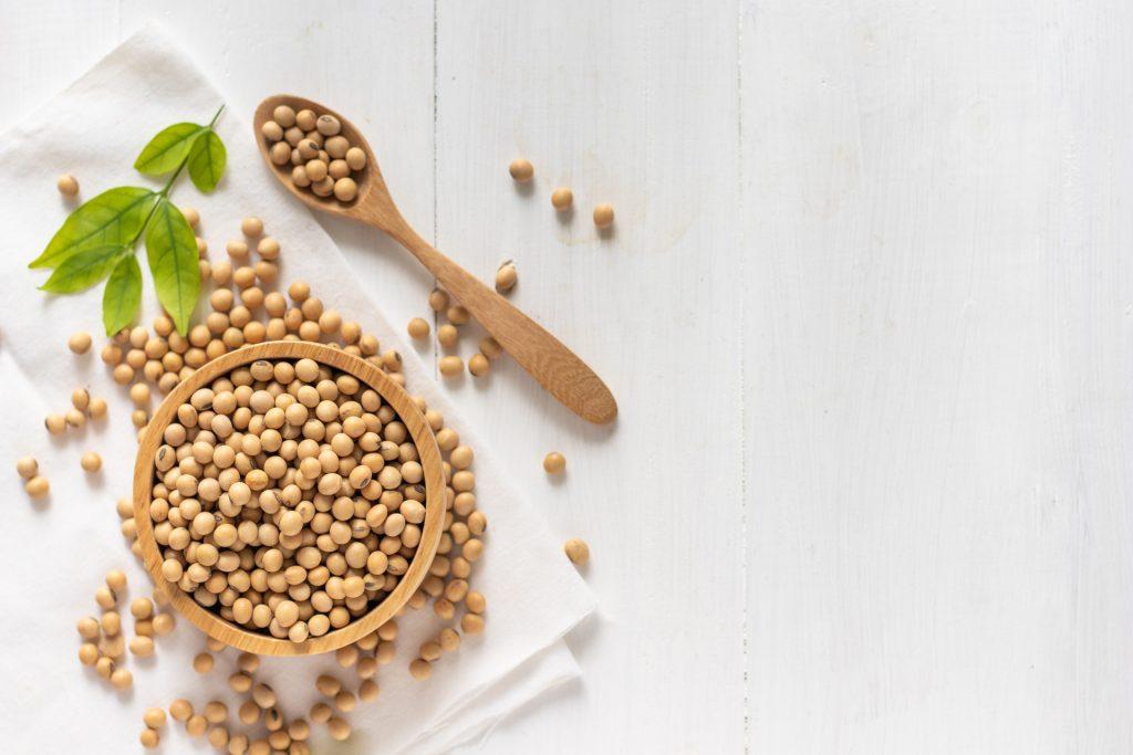 金雀异黄酮是黄豆中含量最丰富的异黄酮之一,可预防及治疗与激素相关的癌症。