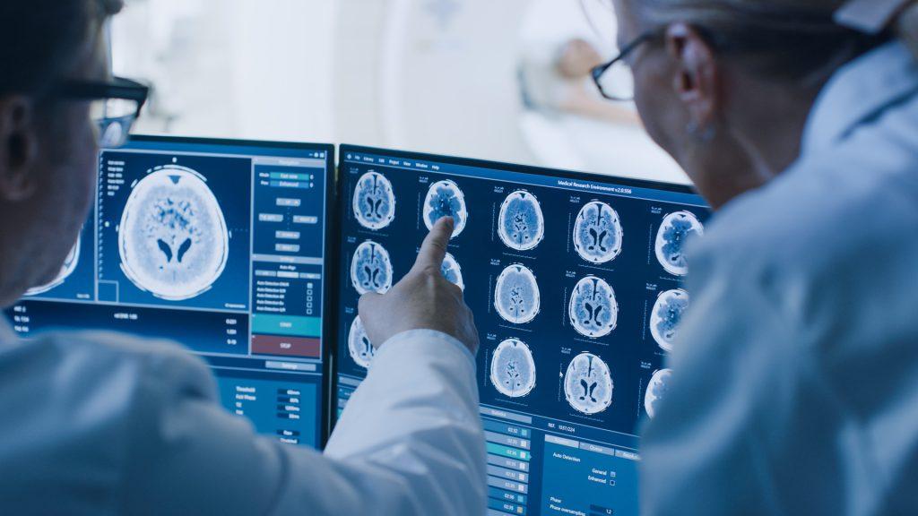 正电子放射断层扫描检查成像清晰,常作为医生评估及诊断癌症的依据。